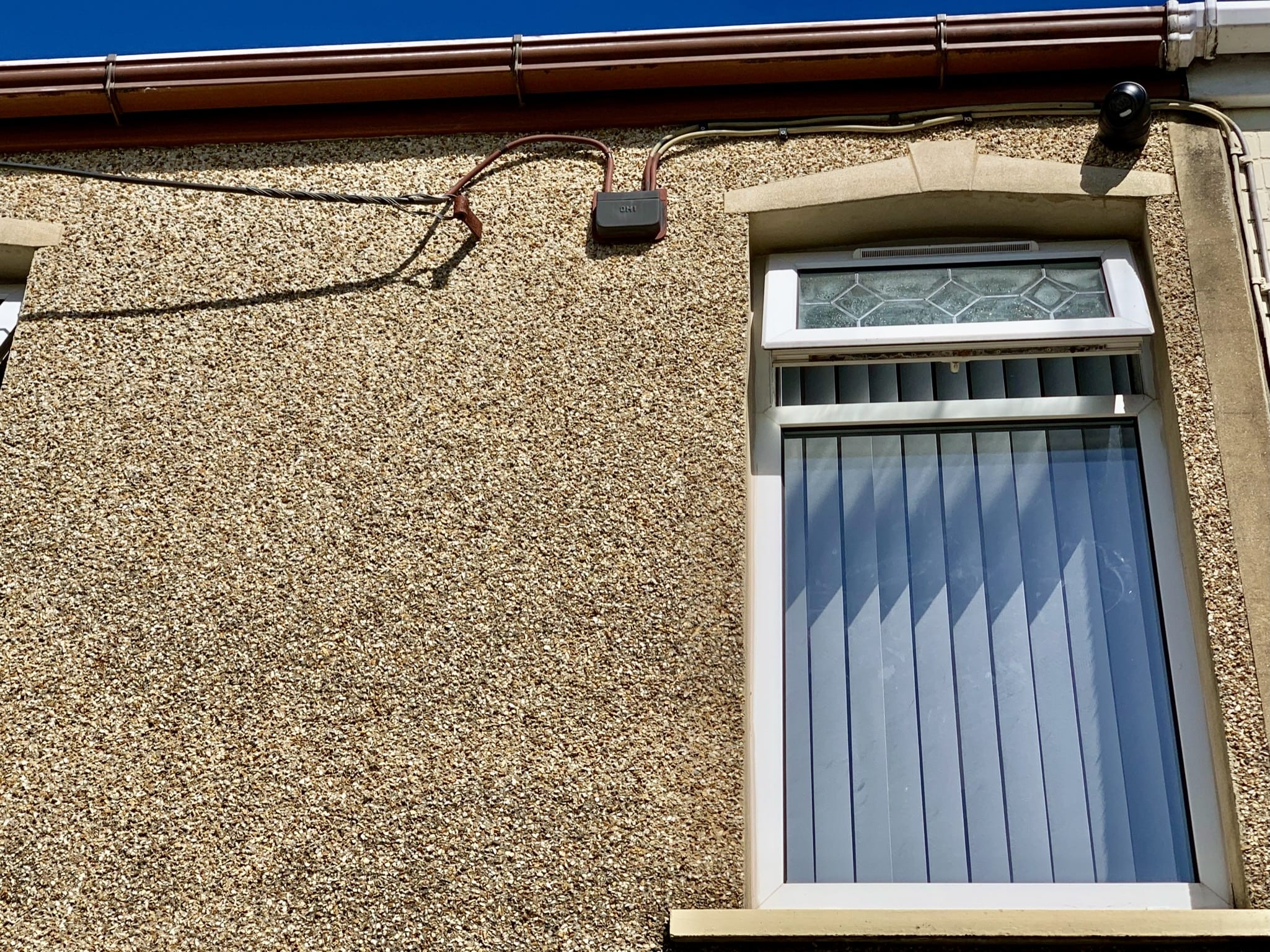 CCTV on house