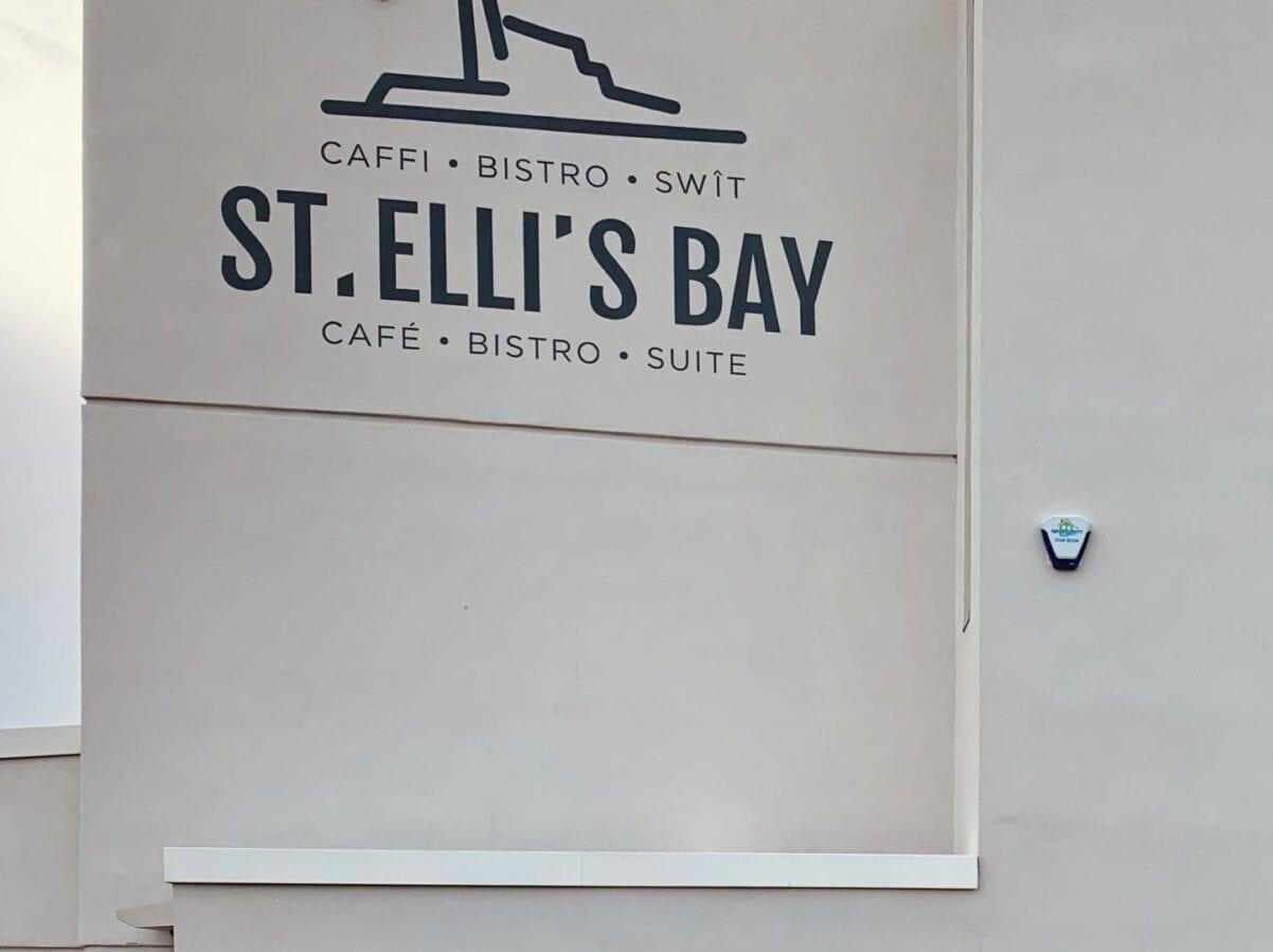 St Elli's Bay