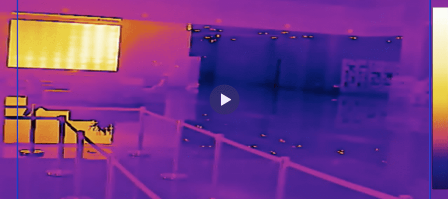 thermal camera detection