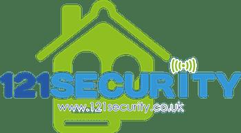 121 Security Logo